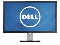 Monitor 27 inch LED IPS, Full HD, DELL P2714H, Black & Silver, Display Grad B, Carcasa Grad B